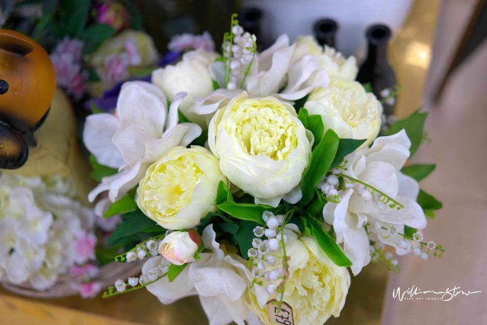 Wedding Flowers - Limited Edition, Fine Art
