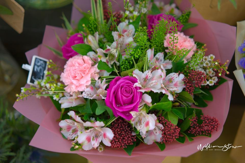 The Bouquet - Limited Edition, Fine Art