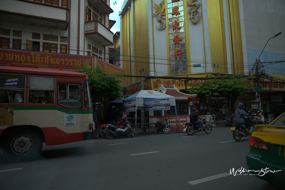 Thailand Streets - Limited Edition, Fine Art
