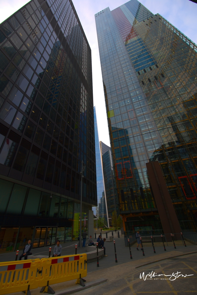 Hungry, Men At Work, Silence, Limited Edition, Fine Art, London, United Kingdom, United Kingdom, Financial Centre, Financial Freedom
