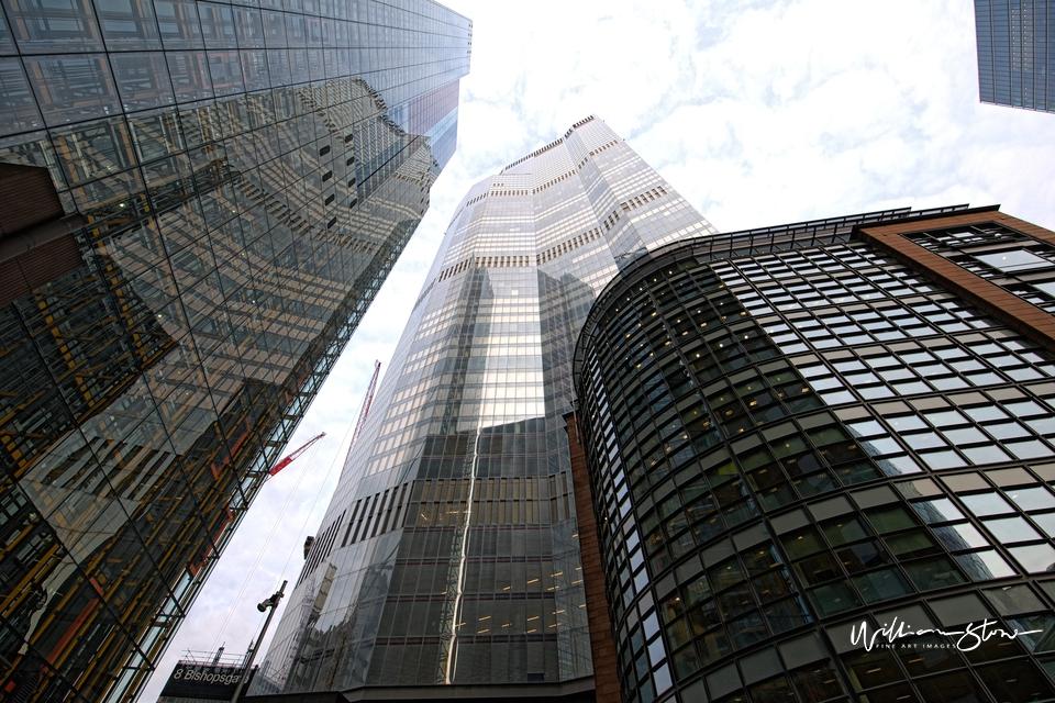 Penthouse, Tinted Windows, Skyrise, Best of London, World Financial Center