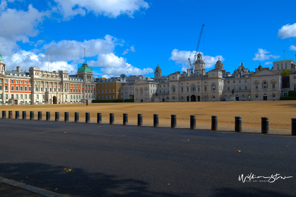Fine Art, Limited Edition Photo of deserted London street during the Corono Virus Pandemic in 2020