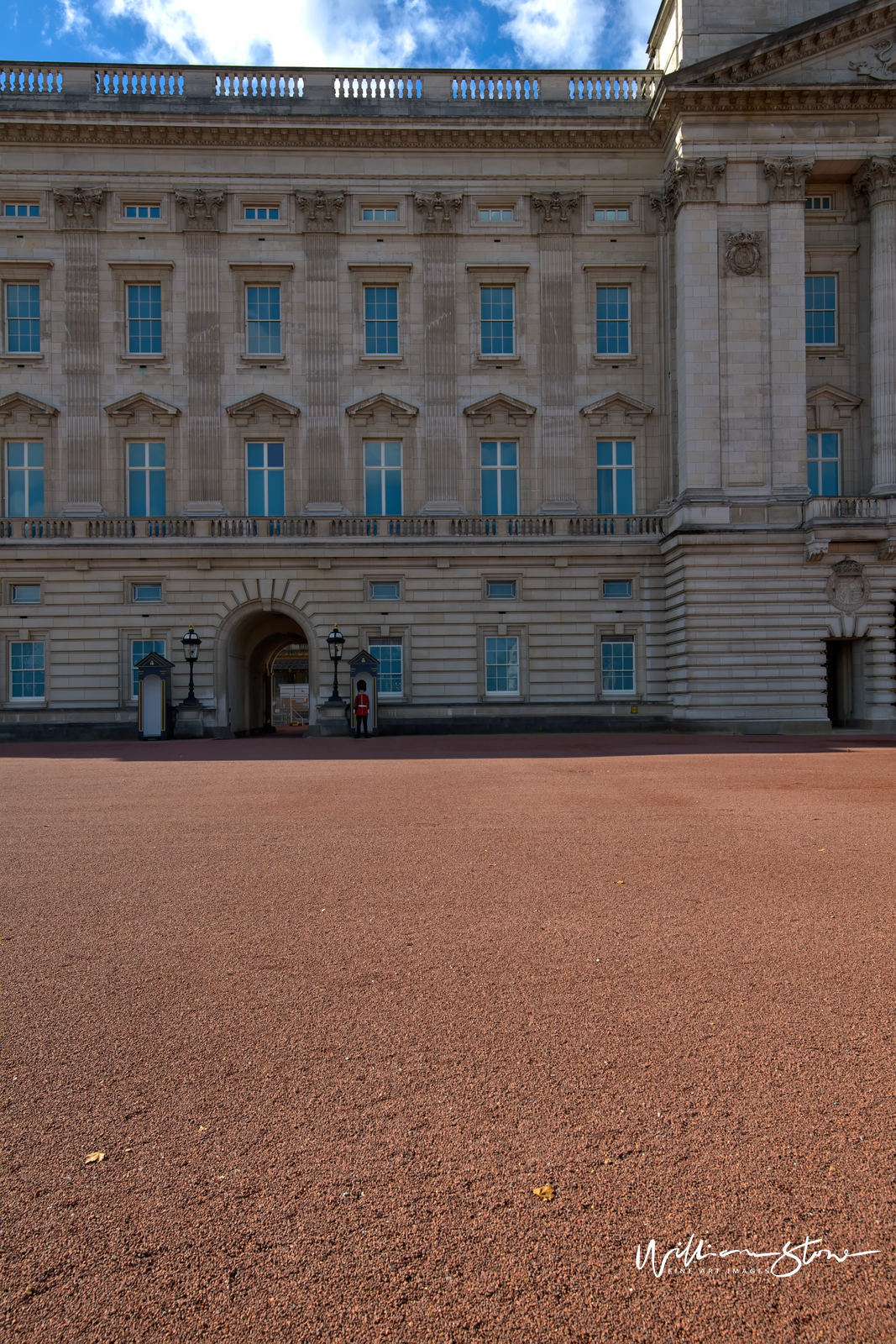 Fine Art, Limited Edition, Standing Straight, London.