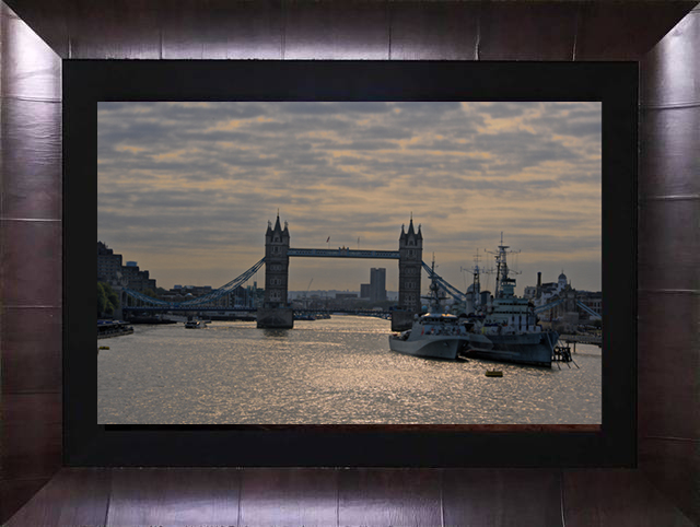 GOLD SERIES | ROMA FRAMED LUMACHROME ACRYLIC FINE ART PRINTS | ADORN YOUR WALL print preview